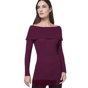 WHBM Bow-Back Sweater